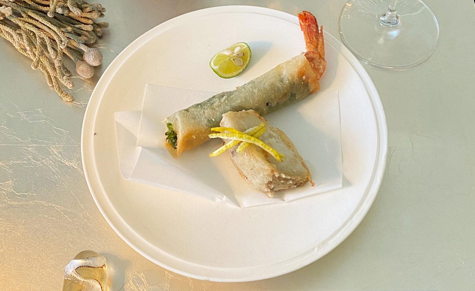 冬の旬の食材と楽しむソーヴィニヨン・ブラン