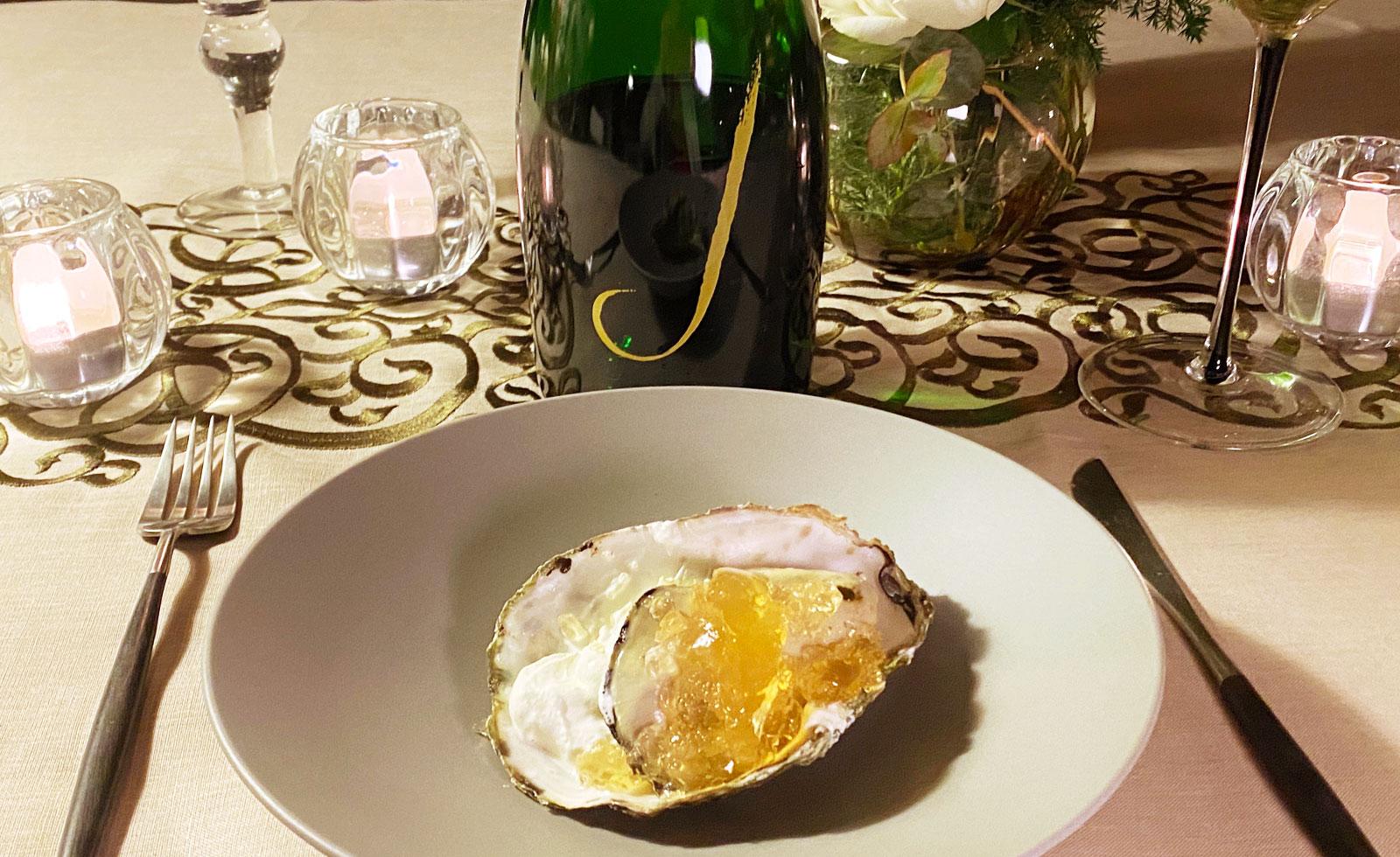 お祝いの季節、上質なスパークリングワインをおうちで